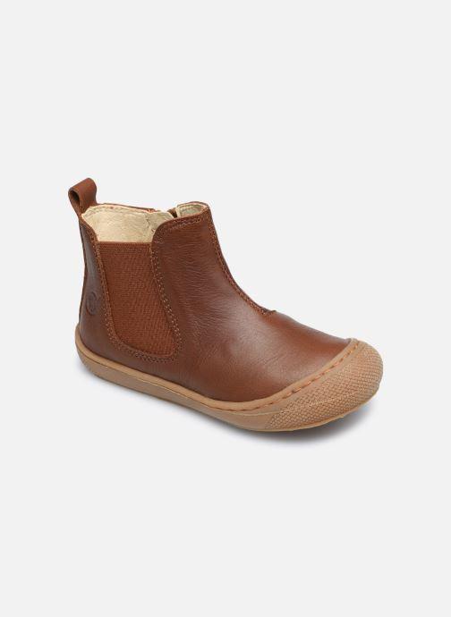 Bottines et boots Naturino Sally Marron vue détail/paire