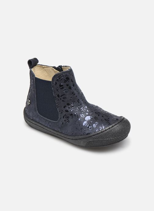 Bottines et boots Naturino Sally Bleu vue détail/paire