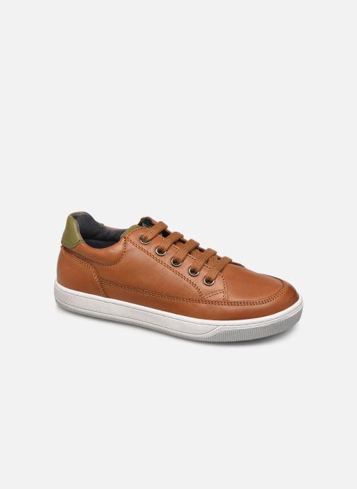 Sneakers Naturino Crus zip Bruin detail