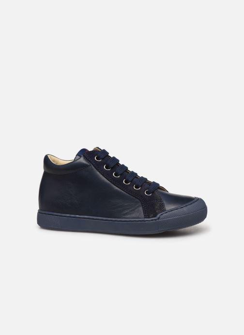 Sneakers Naturino Dord zip Blauw achterkant