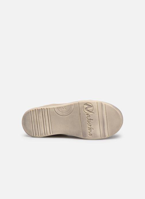 Sneakers Naturino Dord zip Goud en brons boven