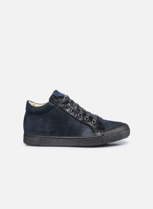 Sneakers Naturino Dord zip Azzurro immagine posteriore