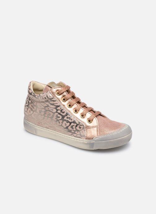 Sneaker Naturino Dord zip rosa detaillierte ansicht/modell