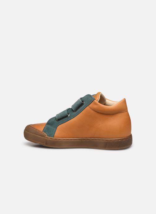 Sneakers Naturino Dord VL Geel voorkant