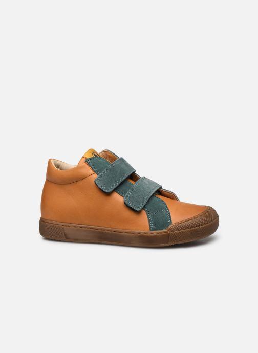 Sneakers Naturino Dord VL Geel achterkant