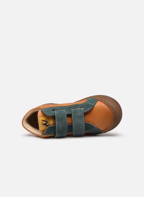 Sneakers Naturino Dord VL Geel links