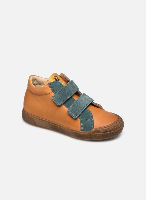 Sneakers Naturino Dord VL Geel detail