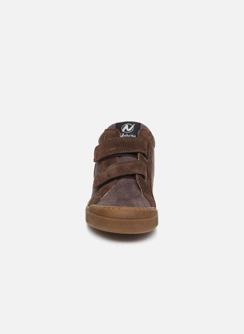 Sneakers Naturino Renesse VL Bruin model