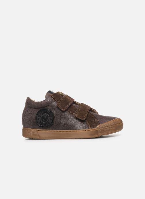 Sneakers Naturino Renesse VL Bruin achterkant