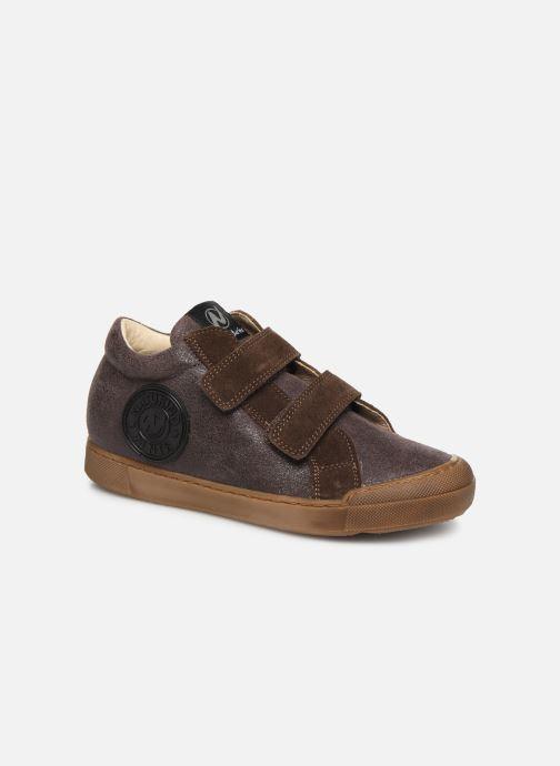 Sneakers Naturino Renesse VL Bruin detail
