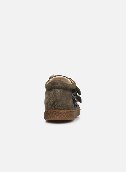 Sneakers Naturino Renesse VL Groen rechts