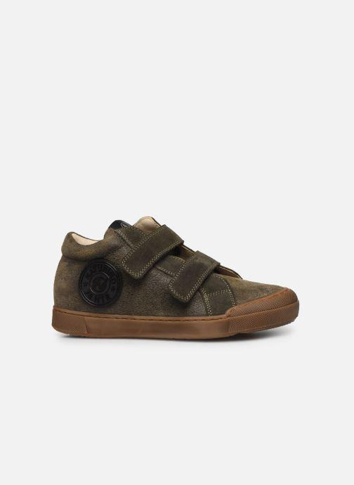 Sneakers Naturino Renesse VL Groen achterkant
