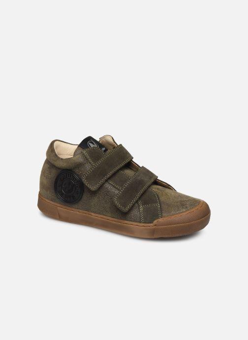 Sneakers Naturino Renesse VL Groen detail