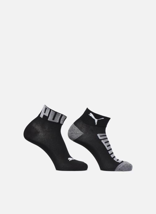 Chaussettes et collants Puma Socks LOGO WELT Pack de 2 Noir vue détail/paire
