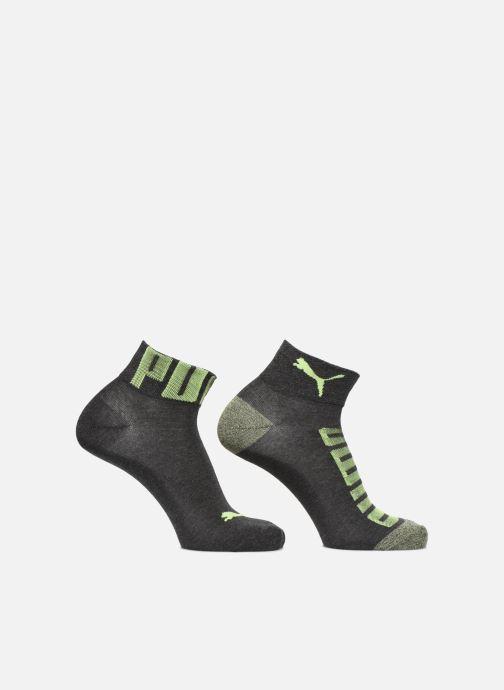 Socks & tights Puma Socks LOGO WELT Pack de 2 Grey detailed view/ Pair view