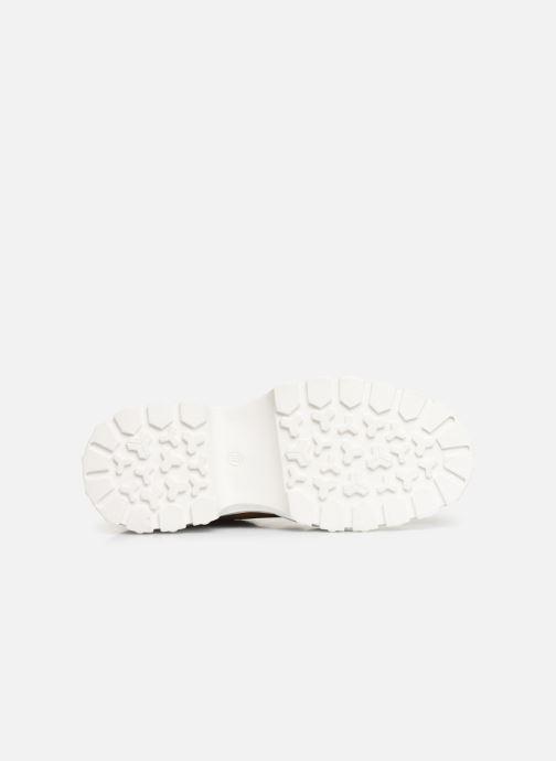 Sneakers Made by SARENZA Night Rock Baskets #1 Marrone immagine dall'alto