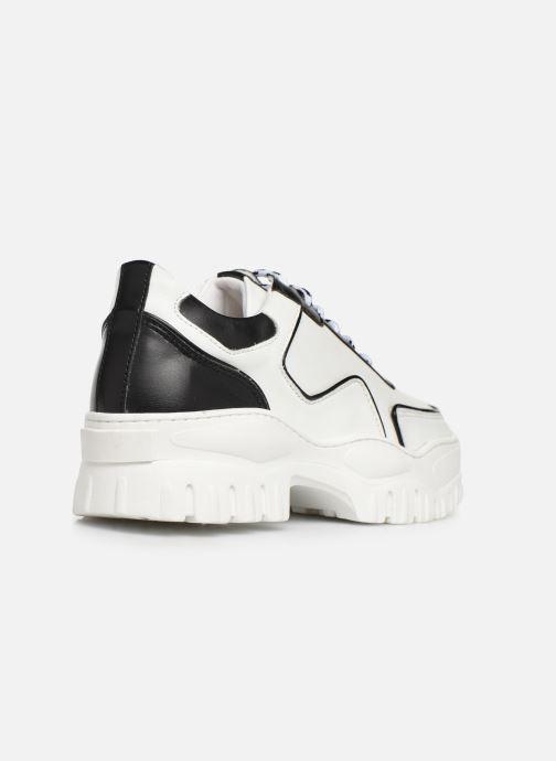 Sneaker Made by SARENZA Night Rock Baskets #1 weiß ansicht von vorne