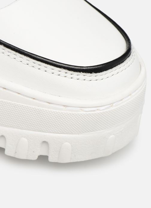 Sneakers Made by SARENZA Night Rock Baskets #1 Bianco immagine sinistra