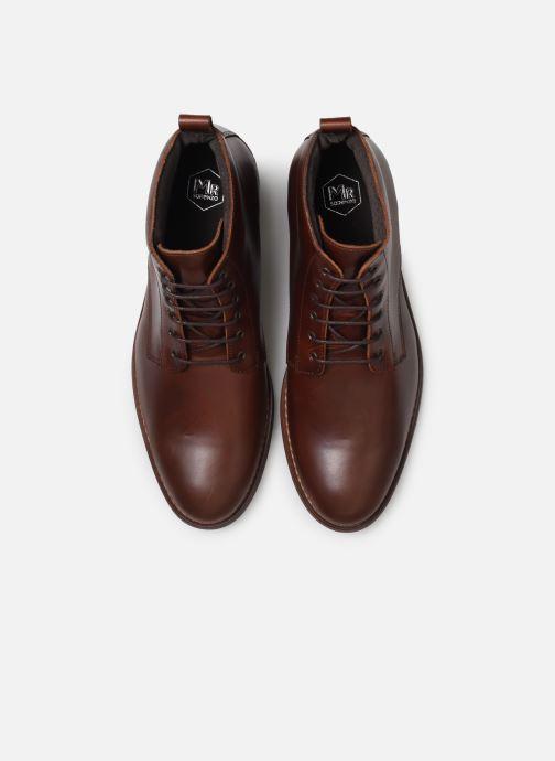 Bottines et boots Mr SARENZA Davy Marron vue portées chaussures
