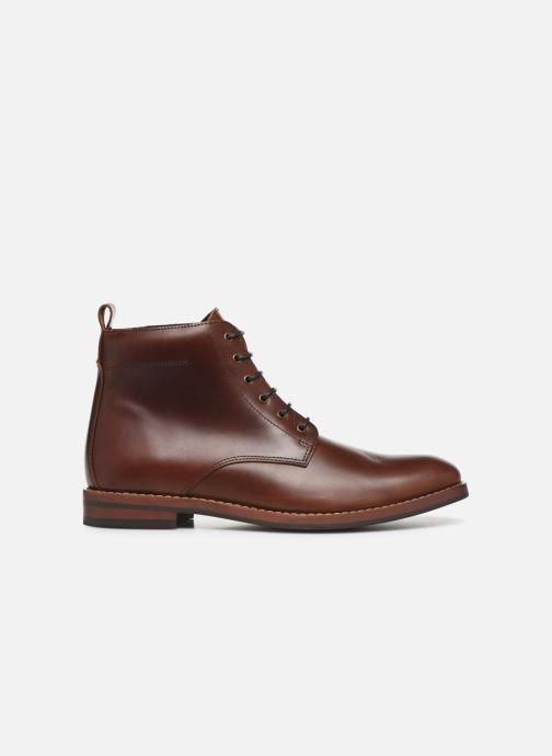 Bottines et boots Mr SARENZA Davy Marron vue détail/paire