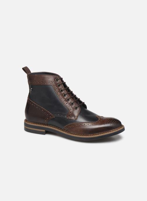 Bottines et boots Base London BANNER Marron vue détail/paire