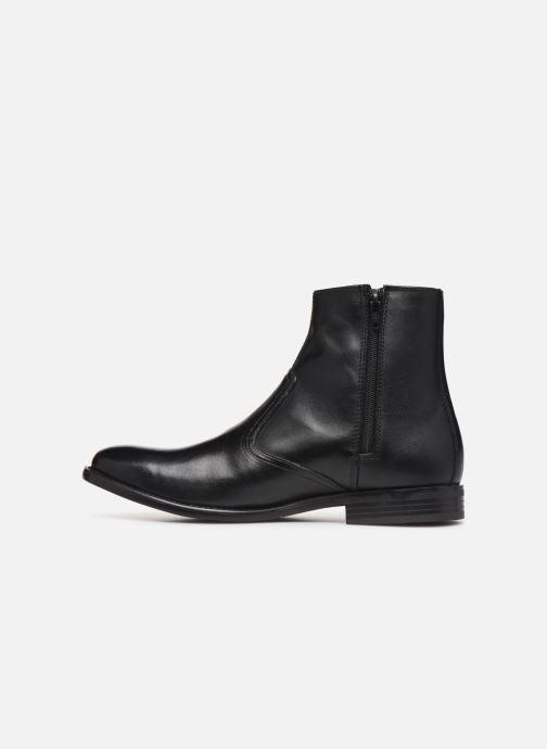 Bottines et boots Base London VINI Noir vue face