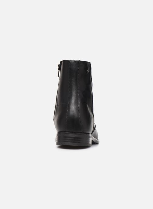 Bottines et boots Base London VINI Noir vue droite