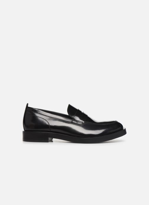 Loafers Base London FULTON Sort se bagfra