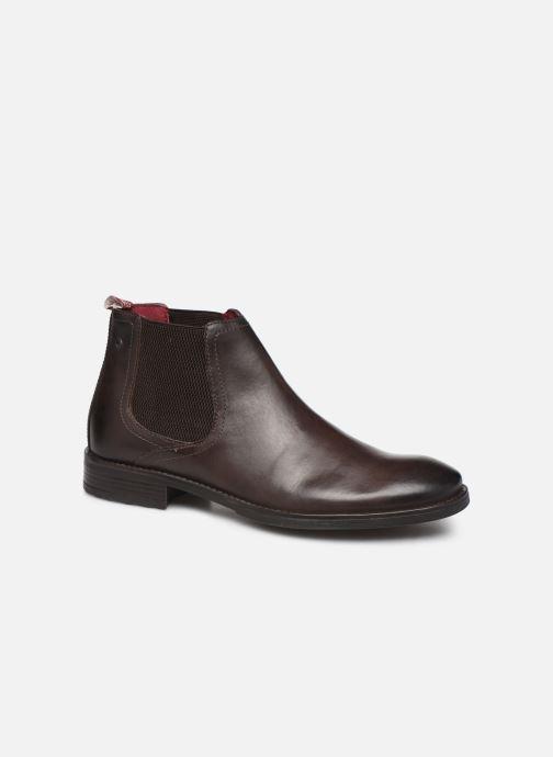 Boots en enkellaarsjes Base London OXLEY Bruin detail