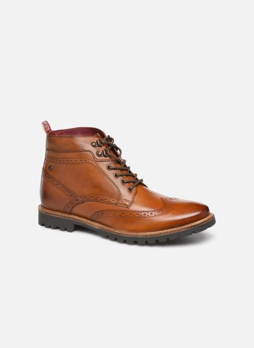 Bottines et boots Base London BOWER Marron vue détail/paire