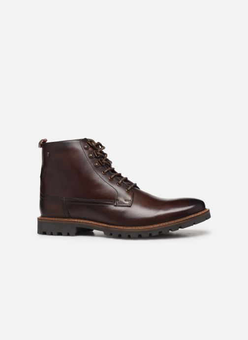 Bottines et boots Base London CALLAHAN Marron vue derrière