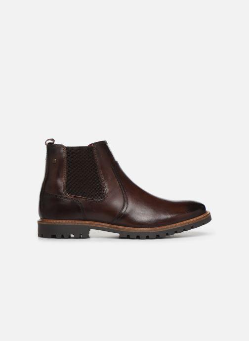 Bottines et boots Base London WILKES Marron vue derrière