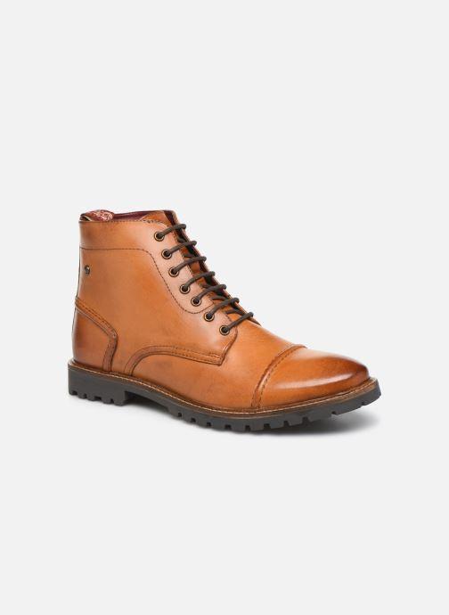 Bottines et boots Base London EMERSON Marron vue détail/paire