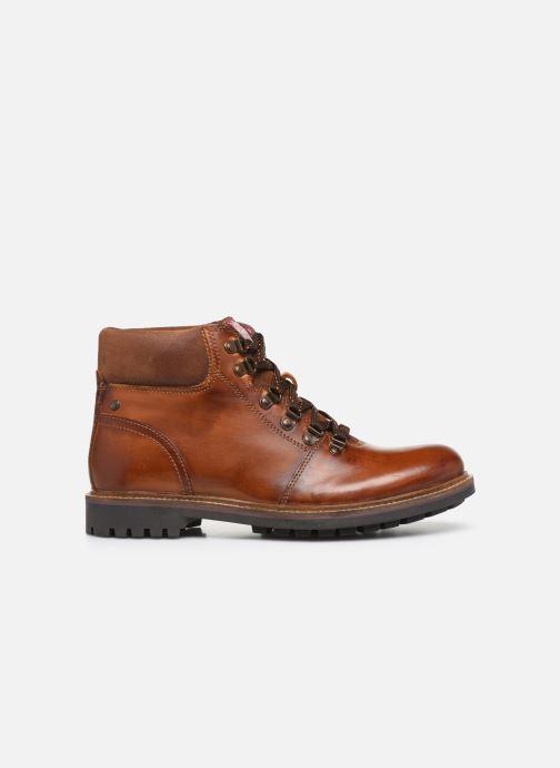 Bottines et boots Base London FAWN Marron vue derrière