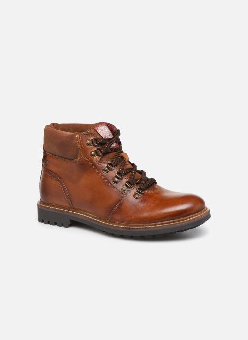 Bottines et boots Base London FAWN Marron vue détail/paire