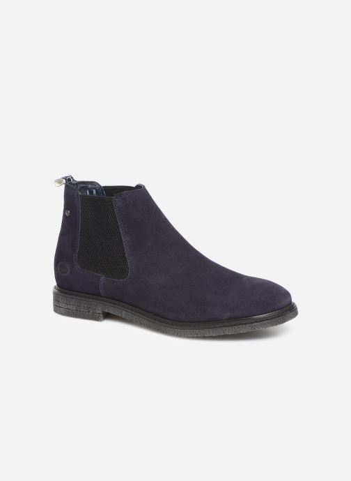 Ankle boots Base London GORDON Blue detailed view/ Pair view