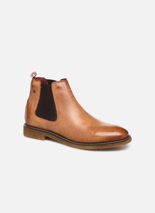 Bottines et boots Base London GORDON Marron vue détail/paire