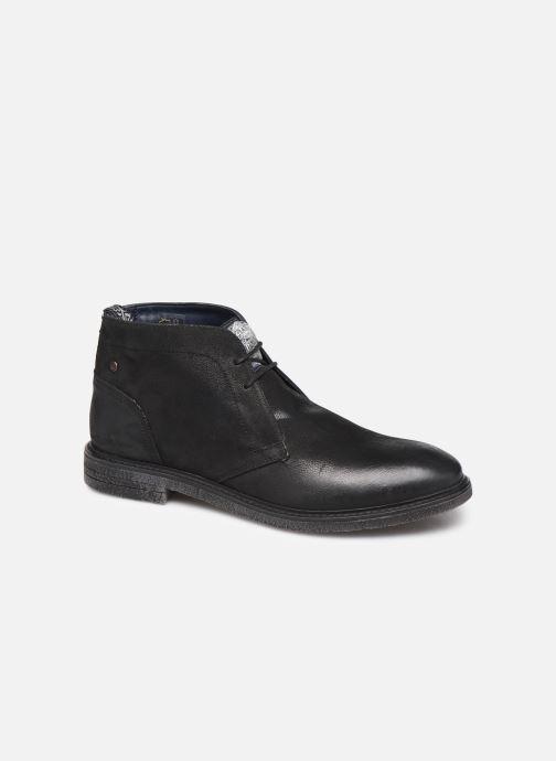Stiefeletten & Boots Base London LAWSON schwarz detaillierte ansicht/modell