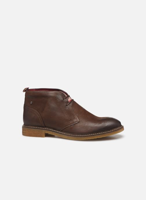 Ankle boots Base London LAWSON Brown back view