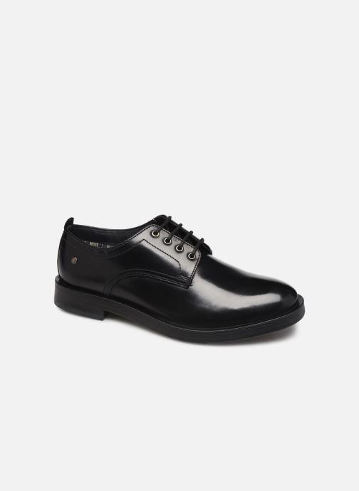 Chaussures à lacets Base London KEATS Noir vue détail/paire
