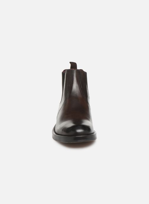 Ankle boots Base London ROSSETTI Brown model view