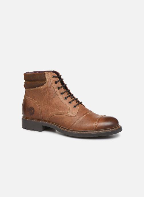 Bottines et boots Base London RETON Marron vue détail/paire