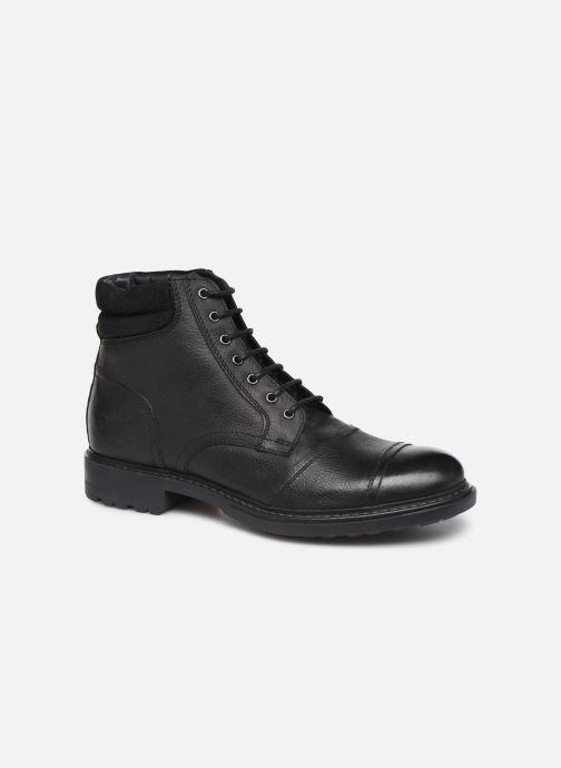 Stiefeletten & Boots Base London RETON schwarz detaillierte ansicht/modell