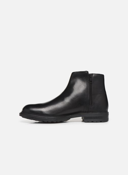 Ankle boots Base London CUSACK Black front view