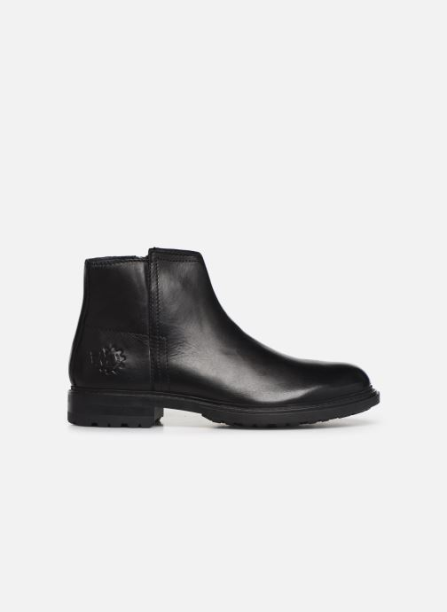 Ankle boots Base London CUSACK Black back view
