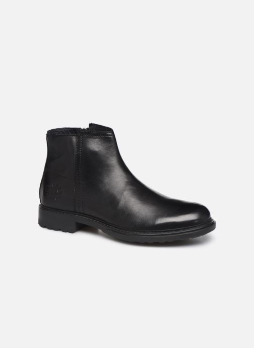 Ankle boots Base London CUSACK Black detailed view/ Pair view