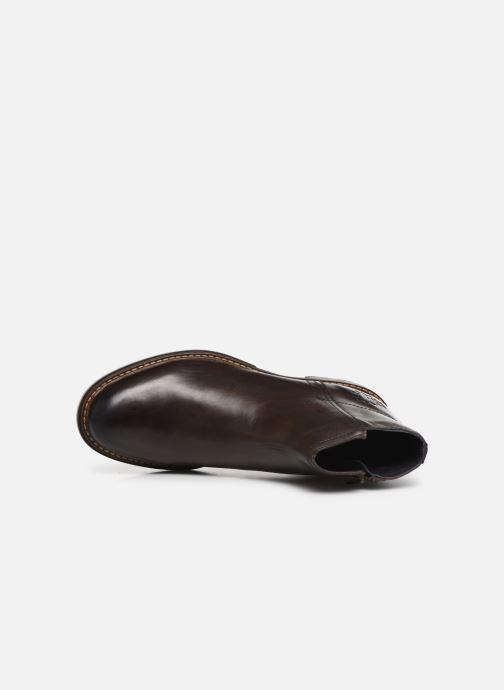 Boots en enkellaarsjes Base London CUSACK Bruin links