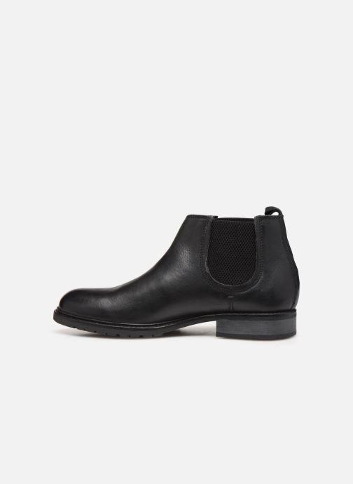 Stiefeletten & Boots Base London QUARRY schwarz ansicht von vorne