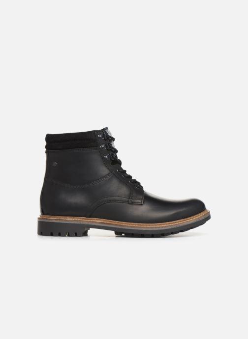 Bottines et boots Base London HIDE Noir vue derrière