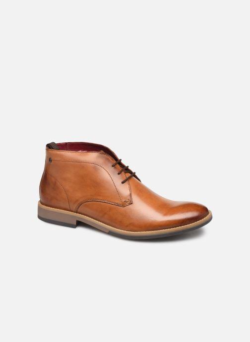 Bottines et boots Base London NIXON Marron vue détail/paire